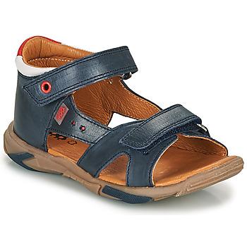 kengät Pojat Sandaalit ja avokkaat GBB OBELO Sininen