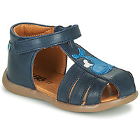 kengät Pojat Sandaalit ja avokkaat GBB IROKO Sininen