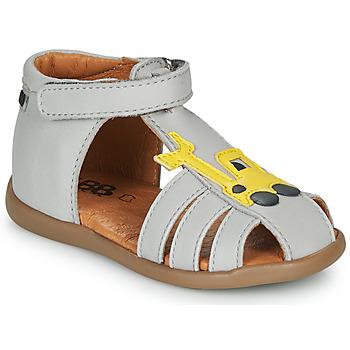 kengät Pojat Sandaalit ja avokkaat GBB TULIO Harmaa