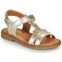 kengät Tytöt Sandaalit ja avokkaat GBB MURIA Kulta