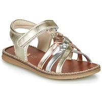 kengät Tytöt Sandaalit ja avokkaat GBB SUMY Kulta