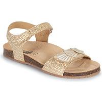 kengät Tytöt Sandaalit ja avokkaat GBB FAZZI Kulta