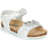 kengät Tytöt Sandaalit ja avokkaat GBB FAZZI Hopea