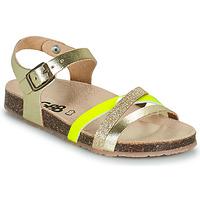 kengät Tytöt Sandaalit ja avokkaat GBB LULUNE Kulta