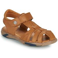 kengät Pojat Sandaalit ja avokkaat GBB LUCA Ruskea