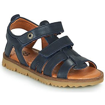 kengät Pojat Sandaalit ja avokkaat GBB JULIO Sininen