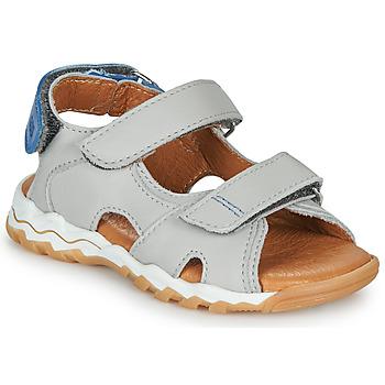 kengät Pojat Sandaalit ja avokkaat GBB DIMOU Harmaa