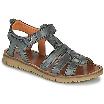 kengät Pojat Sandaalit ja avokkaat GBB PATHE Harmaa