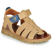 kengät Pojat Sandaalit ja avokkaat GBB PATHE Beige