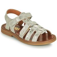 kengät Tytöt Sandaalit ja avokkaat GBB KATAGAMI Beige