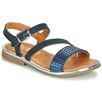 kengät Tytöt Sandaalit ja avokkaat GBB FANA Blue