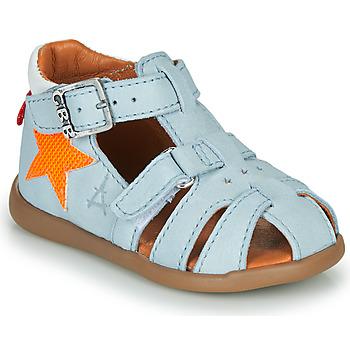 kengät Pojat Sandaalit ja avokkaat GBB MARIUS Sininen