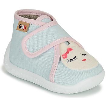 kengät Tytöt Tossut GBB APODIE Sininen