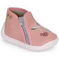 kengät Tytöt Tossut GBB APOLA Vaaleanpunainen