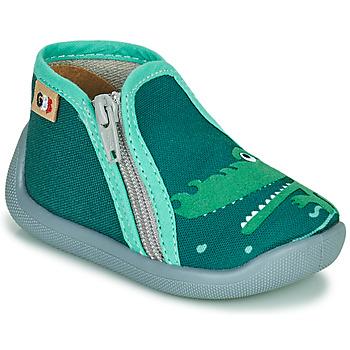 kengät Tytöt Tossut GBB APOMO Vihreä