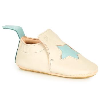 kengät Lapset Tossut Easy Peasy BLUBLU ETOILE Beige