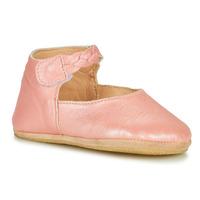 kengät Tytöt Tossut Easy Peasy BLUBLU DANCE Vaaleanpunainen