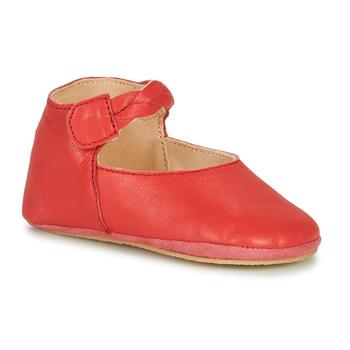 kengät Tytöt Tossut Easy Peasy BLUBLU DANCE Punainen