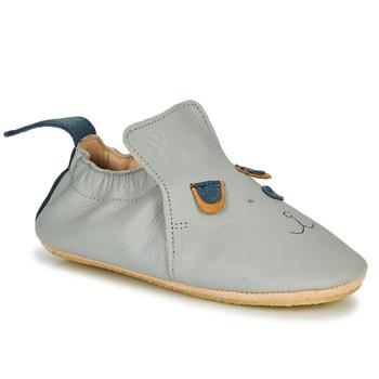 kengät Lapset Tossut Easy Peasy BLUBLU CHIEN Harmaa