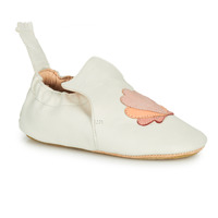 kengät Lapset Tossut Easy Peasy BLUBLU COQUILLE Valkoinen