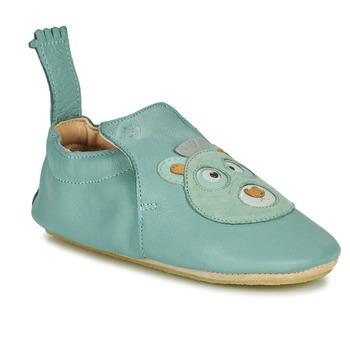 kengät Lapset Tossut Easy Peasy BLUBLU OURS Sininen