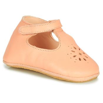 kengät Tytöt Tossut Easy Peasy LILLYP Vaaleanpunainen
