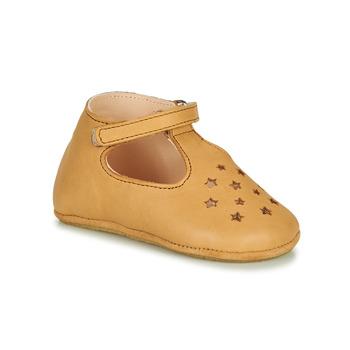kengät Lapset Tossut Easy Peasy LILLOP Konjakki