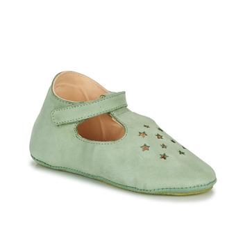 kengät Lapset Tossut Easy Peasy LILLOP Vihreä