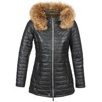 vaatteet Naiset Toppatakki Oakwood 61679 Black