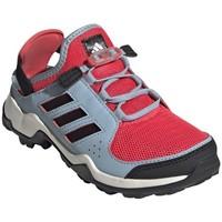 kengät Lapset Vaelluskengät adidas Originals Terrex Hydroterra Punainen,Vaaleansiniset