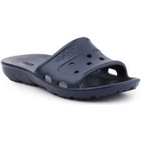 kengät Sandaalit Crocs Jibbitz Presley Slide 202967-410 navy