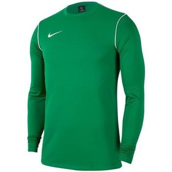 vaatteet Pojat Svetari Nike JR Park 20 Crew Vihreät