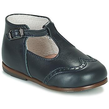 kengät Tytöt Balleriinat Little Mary FRANCOIS Sininen