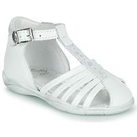 kengät Tytöt Sandaalit ja avokkaat Little Mary VOLGA Valkoinen