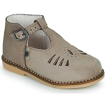 kengät Tytöt Korkeavartiset tennarit Little Mary SURPRISE Harmaa