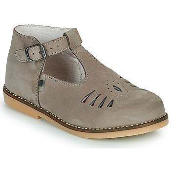 kengät Lapset Balleriinat Little Mary SURPRISE Harmaa
