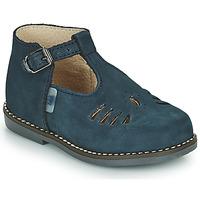 kengät Tytöt Korkeavartiset tennarit Little Mary SURPRISE Sininen