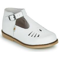 kengät Tytöt Korkeavartiset tennarit Little Mary SURPRISE Valkoinen