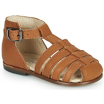 kengät Tytöt Sandaalit ja avokkaat Little Mary JULES Ruskea