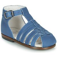 kengät Tytöt Sandaalit ja avokkaat Little Mary JULES Sininen