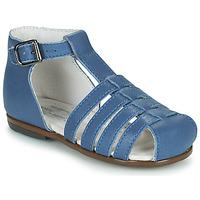 kengät Lapset Sandaalit ja avokkaat Little Mary JULES Sininen