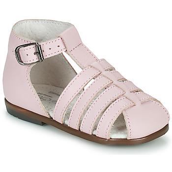 kengät Tytöt Sandaalit ja avokkaat Little Mary JULES Vaaleanpunainen