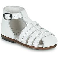 kengät Tytöt Sandaalit ja avokkaat Little Mary JULES Valkoinen