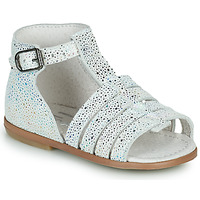 kengät Tytöt Sandaalit ja avokkaat Little Mary HOSMOSE Harmaa