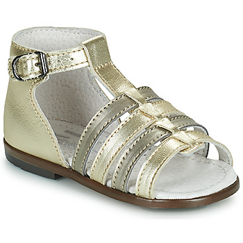 kengät Tytöt Sandaalit ja avokkaat Little Mary HOSMOSE Kulta