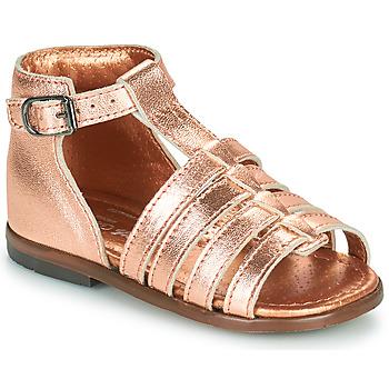 kengät Tytöt Sandaalit ja avokkaat Little Mary HOSMOSE Vaaleanpunainen