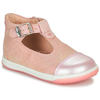 kengät Tytöt Balleriinat Little Mary VALSEUSE Vaaleanpunainen