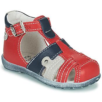 kengät Pojat Sandaalit ja avokkaat Little Mary VERCORS Punainen