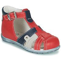 kengät Pojat Sandaalit ja avokkaat Little Mary VERCORS Red