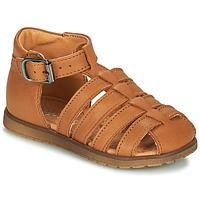 kengät Pojat Sandaalit ja avokkaat Little Mary LIXY Ruskea